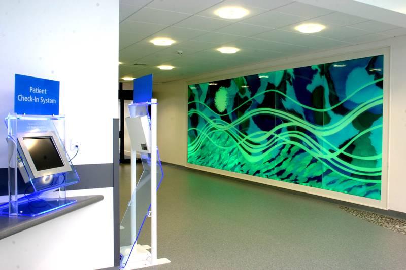 Sarah Galloway Architectural Glass Artist Bvh Reception 7
